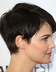2013 Ginnifer Goodwin Pixie Cut Hairstyle For When I CHOP the Hair pixie cut hairstyles | hairstyles
