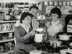 Vintage Pyrex Corning Ware Coffee Pot Design Research 1960