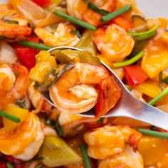 Marion's Kitchen is packed with simple and delicious Asian recipes and food ideas. Thai Curry Recipes, Asian Recipes, Sweet And Sour Prawns, Seafood Recipes, Dinner Recipes, Lunches And Dinners, Meals, Asian Stir Fry, Fish And Seafood