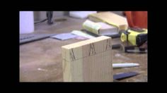 "How to hand cut Dovetails ""revisited"""