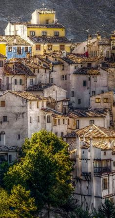 Cuenca, Castile–La Mancha in central Spain. It is the capital of the province of Cuenca. Places To Travel, Places To See, Beautiful World, Beautiful Places, Cuenca Spain, Places Around The World, Around The Worlds, Magic Places, Camino De Santiago