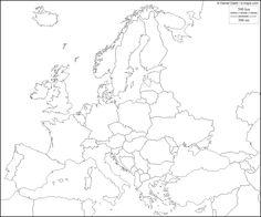 Europe map... C2w17-18