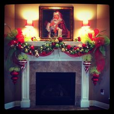 I love the way that this mantle came out it is beautiful