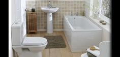 23 Small Full Bathroom Remodel Ideas For Best Bathroom Inspiration Small Full Bathroom, Small Half Bathrooms, Small Bathroom Interior, Small Bathroom Tiles, Bathroom Photos, Bathroom Design Small, Simple Bathroom, Amazing Bathrooms, Bathroom Ideas