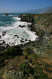 Jade Cove Trail, Big Sur. Hunt for Jade? :) Can do on the drive in or heading out.