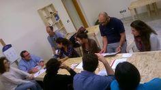 Prima #TavolaRotonda di #PugliaOff tra i suoi iscritti alla #rete presso la sede del #Balab di Bari #lareteincontralarete #chefare