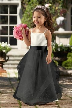 Watters.com - adorable flower girl dress