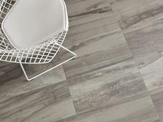 "Petrified Wood Grey 12""x24"" Lappato Porcelain Wall/Floor Tile Size: 12x24"