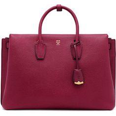 6da1cd8c3a1a MCM Milla Tote Mcm Handbags, Purple Handbags, Purple Purse, Mcm Milla, Mcm