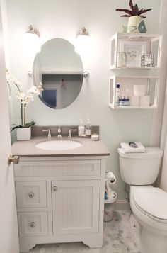 Looking for half bathroom ideas? Take a look at our pick of the best half bathroom design ideas to inspire you before you start redecorating.
