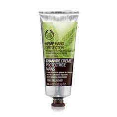 Crème Protectrice Mains Chanvre   The Body Shop