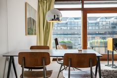 James Webb — Barbican Residents