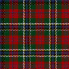 Tartan image: MacLean. Click on this image to see a more detailed version.
