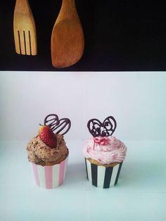 love baking Cupcakes, Baking, Desserts, Food, Bread Making, Meal, Patisserie, Cupcake, Backen