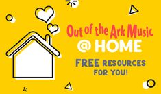 Home learning at its best with Out of the Ark Music . Access free songs and resources for parents and teachers now! Home Free Songs, Out Of The Ark, Home Song, Personal Values, Fun Songs, How To Apologize, Home Learning, Feel Tired, High Energy