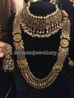 33 New Ideas For Jewerly Leather Necklace Diy Tutorial Pakistani Jewelry, Indian Wedding Jewelry, Indian Bridal Makeup, Pakistani Bridal, Diy Schmuck, Schmuck Design, Indian Jewellery Design, Jewelry Design, India Jewelry