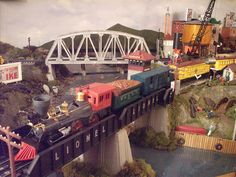 A trip back in time - Toy Train Layouts - Classic Toy Trains - Trains.com online community