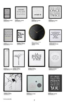 1000 images about black white on pinterest rattan sofa ceramic knobs and lamps. Black Bedroom Furniture Sets. Home Design Ideas