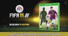 FIFA 15′in Türkiye Kapak Duyuru Teaserı
