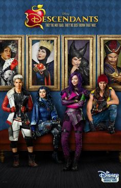"Disney's ""Descendants"" Premiere Date Announced"