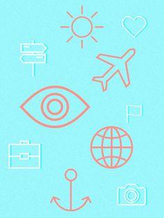 Ob Koffer packen oder Postkarten verschicken - diese kostenlosen Apps machen deinen nächsten Urlaub noch entspannter.