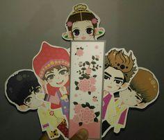 Paper Doll INFINITE..