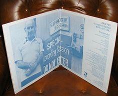1978 VINYL audiophile Sheffield Labs Prokofiev Excerpts from