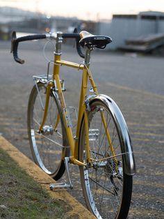 Bici Retro, Velo Retro, Velo Vintage, Retro Bicycle, Vintage Bicycles, Wooden Bicycle, Touring Bicycles, Touring Bike, Classic Road Bike