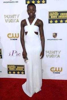 Lupita Nyong'o | The 19th Annual Critics' Choice Movie Awards