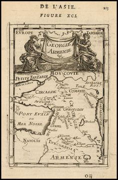 Georgie Armenie - Barry Lawrence Ruderman Antique Maps Inc.