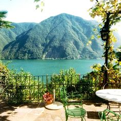 The Villa Barony Le Pergole is located in Lugano-Castagnola and surrounded by a quiet and lush Mediterranean garden close to the lake. Barony Le Pergole Villa Lugano Switzerland R:Canton of Ticino hotel Hotels Lugano, Switzerland Places To Visit, Cities, Mediterranean Garden, Lake View, Vacation Villas, Swimming Pools, Pergola, Around The Worlds