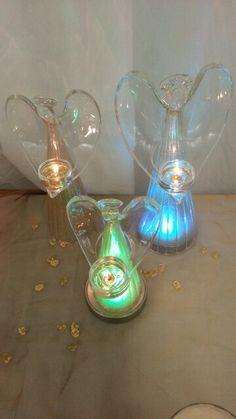 Partylite Australia Glass Angels