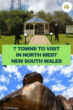 We love finding little out of the way places to visit and we think you'll love our top 7 towns to visit in North West NSW too. Camping Spots, Camping Life, Camping Hacks, Cool Places To Visit, Places To Travel, Travel Oz, Australia Travel Guide, Australia Trip, Australian Road Trip