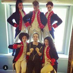 Hamilton Revolutionaries