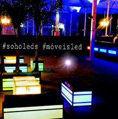 Soholeds | Móveis Led remotamente controlados !  Móveis portáteis iluminados por Leds , criados para decorar e facilitar o trabalho de profissionais dedicados a  transformar festas em eventos  !