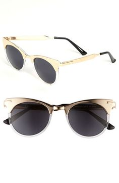 Spitfire Cat's Eye Sunglasses | Nordstrom (these are my new favorite goto sunglasses, so amazingly retro!)