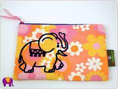 Estuche con elefante