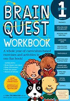 Amazon.com : Brain quest workbooks Free Printable Worksheets, Worksheets For Kids, Free Printables, Hands On Activities, Book Activities, Activity Books, Activity Games, Reading Online, Books Online