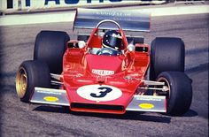 1973 - Jacky Ickx - F 312 B3 - Monaco