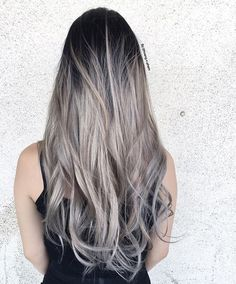 Metallic platinum. U can lift the hair to lever 9-10 then formula is : T14 (wella) + 10.11(Fanola) + silver toner(Fanola)@fanola_usa with 10vol in 20 min