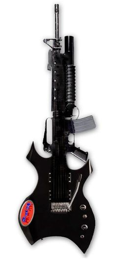 if you see someone playing this axe....don't mess with them.