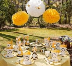 Festa tema abelhinha