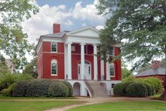 Robert Mills House circa 1831? - Columbia South Carolina SC