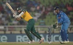 Second T-20 vs SA in Cuttack Today; All Eyes on Captain MS Dhoni