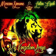 Miriam Simone feat. Lutan Fyah - His Kingdom Arise (Dredda Records)