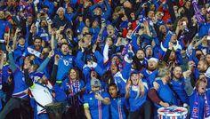 """Locura en Islandia: """"Pelé, Maradona y ahora Gunnarsson en el Mundial"""""""