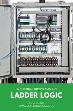 Here's how to decipher Ladder Logic for Industrial programming. Gain skills for a career in Industrial Automation and PLCs. Control Engineering, Electronic Engineering, Electrical Engineering, Industrial Engineering, Chemical Engineering, Civil Engineering, Energy Technology, Science And Technology, Medical Technology