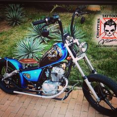 Intruder 125 Custom Motorcycles, Cars And Motorcycles, Suzuki Gn 125, Bobber Chopper, Kustom Kulture, Choppers, Motors, Biker, Draw