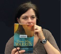 Nothing but Trouble by Susan May Warren - BookFace Friday