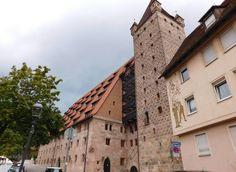 Kaiserburg Nürnberg, Burggrafenburg und städtische Bauten der Nürnberger Burg Geschichte, Architektur, Kunstwerke